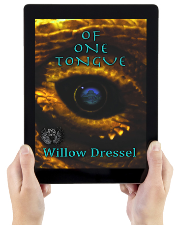 of one tongue book cover